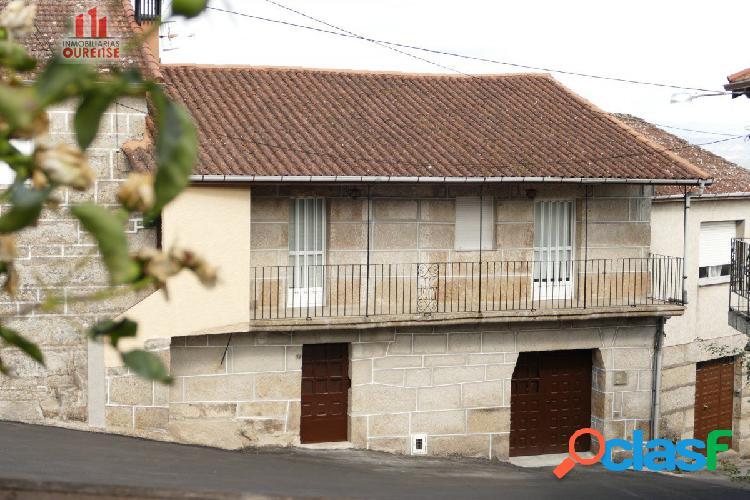 CASA DE PIEDRA TOTALMENTE REHABILITADA EN LA ZONA DE MOREIRAS
