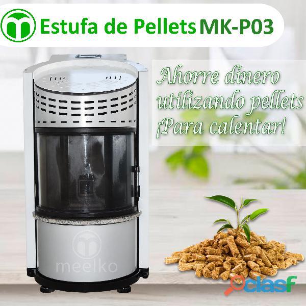 Estufa pellets mk p03