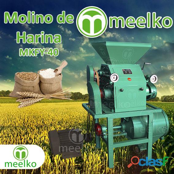 La maquina de molino de harina mkfy 40