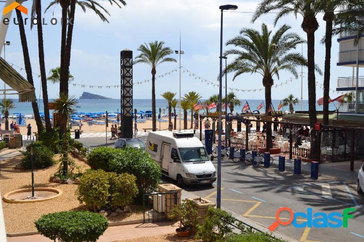 Piso para entrar a vivir en 1ªlinea de playa de levante www.euroloix.com
