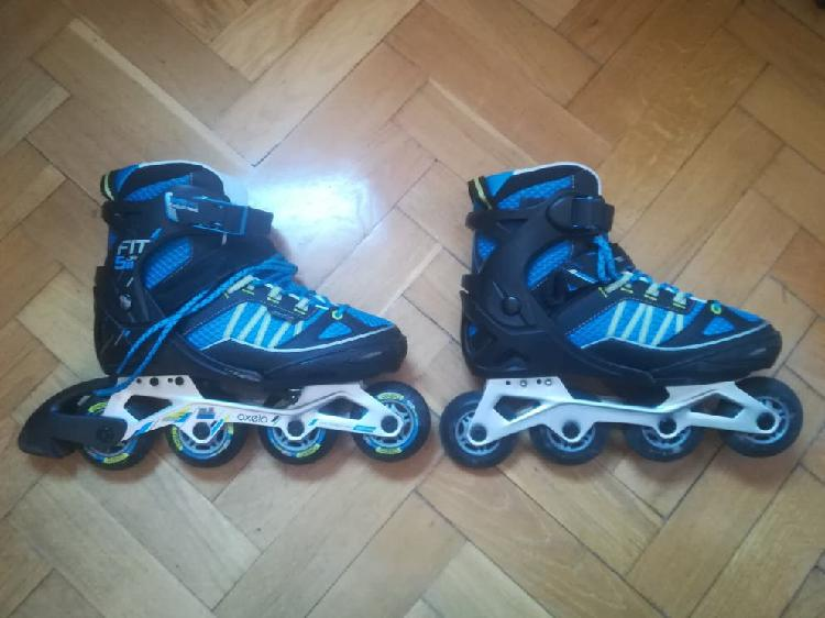 Patines oxelo fit jr 5. talla 38-41.