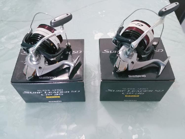Shimano surf leader impecables