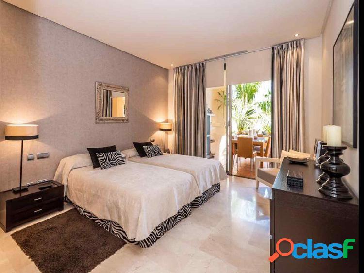 Apartamento en Nagüeles, excelente urbanización en la mejor zona de Marbella 1