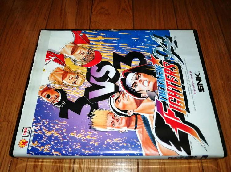 Neo geo snk the king of fighters 94 for neogeo rom