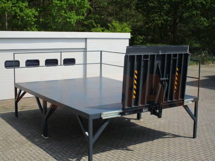 Plataforma de carga ausbau-plt