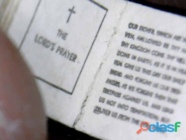 """Libro miniatura """"el libro más pequeño del mundo"""" 1"""