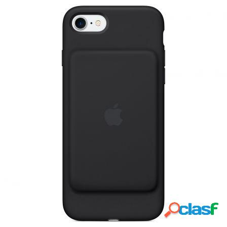 Funda apple smart battery case iphone 7 funda bateria negro - mn002zm/