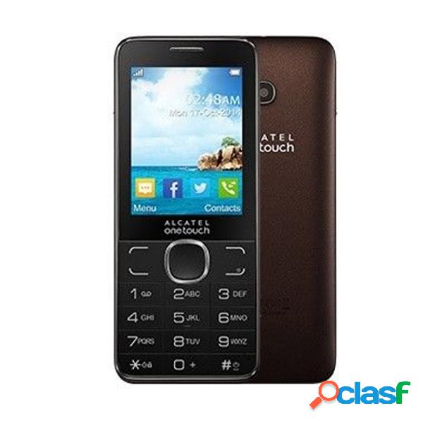 Alcatel one touch 2007d dark chocolate libre