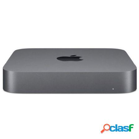 Mac mini quadcore i3 3.6ghz/8gb/128gb/intel uhd graphics 630 - mrtr2y/