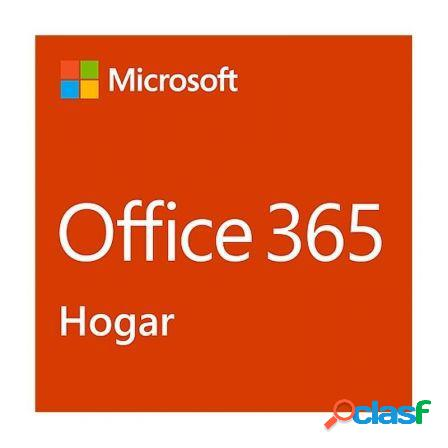 Microsoft office 365 hogar - word - excel - powerpoint - onenote - out