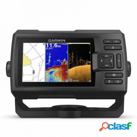 Sonda gps garmin striker plus 5cv gps integrado mapas quickdraw contou