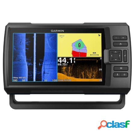 Sonda gps garmin striker plus 9cv gps integrado mapas quickdraw contou