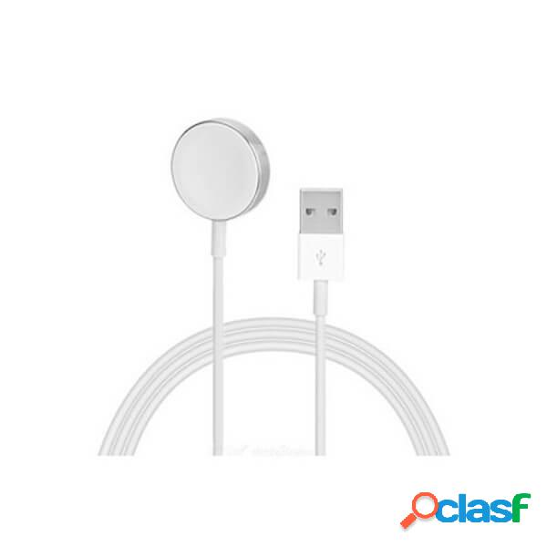 Cable de carga magnetico para apple watch (1m) mklg2zm/a