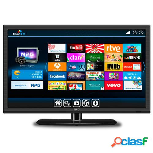 "Tv led smart tv npg 19"" ns-1914hhb"