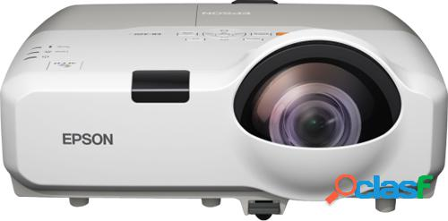 Video proyector epson eb 420 - proyector lcd - 2500 lumens - 1024 x 76