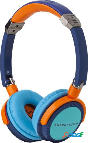 Auriculares energy sistem dj400 blue turquoise