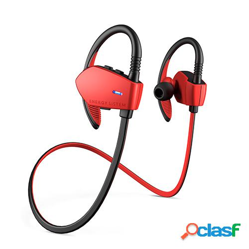Auriculares sport 1 bluetooth energy sistem red