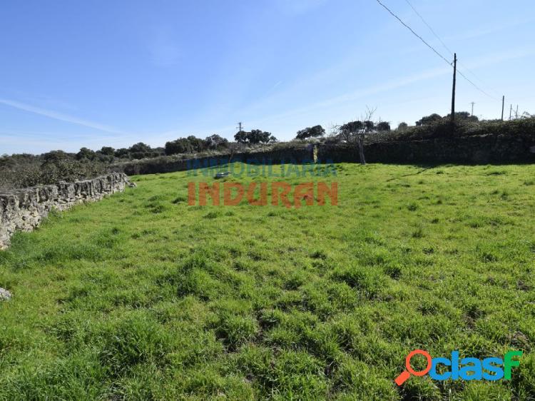 4 hectáreas de terreno formado por la suma de la superficie 7 fincas registrales situadas en el término municipal de valdehúncar (cáceres)