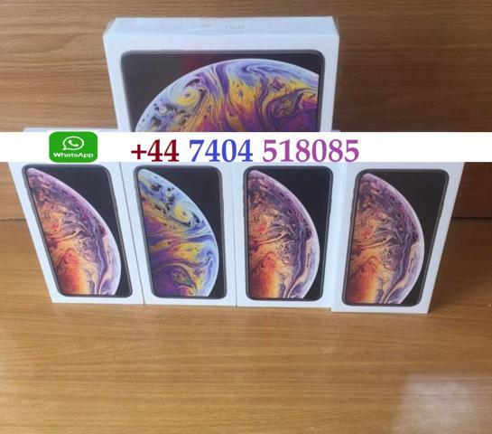 Apple iphone xs max 256gb (factory unlocked) 6.5 gray silver