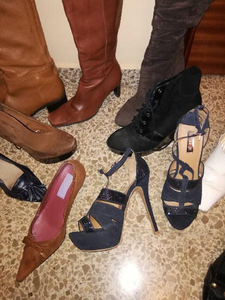 Lote zapatos mujer 37/38