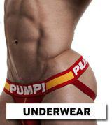 SUSPENSORIOS - BRIEF, SPORT WEAR