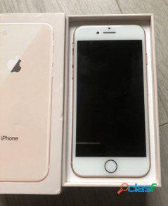 Apple iphone 8 gold 256gb libre