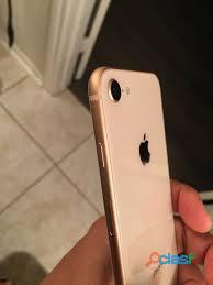 APPLE IPHONE 8 GOLD 256GB LIBRE 2