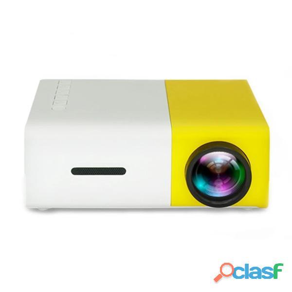 Mini proyector portátil 1080p