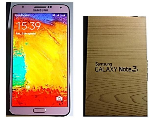 MOVIL SAMSUNG GALAXY NOTE 3
