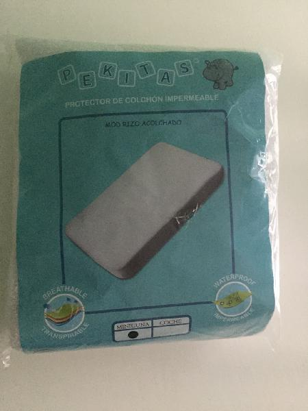 Protector impermeable minicuna