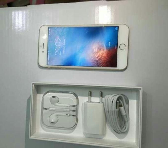 Iphone 6s 64gb original libre plata