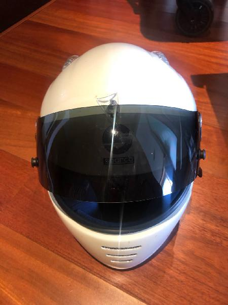Casco profesional motorsport sparco