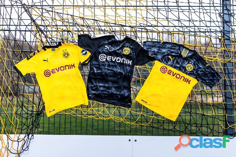 Camisetas de futbol borussia dortmund tailandia 2019 2020