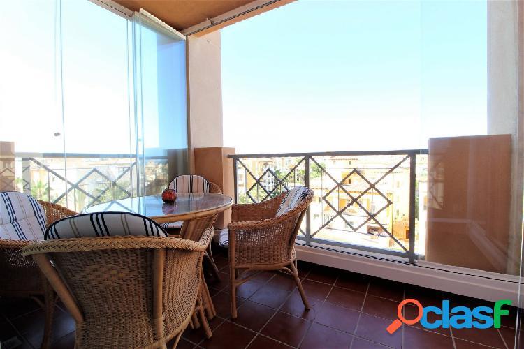 Apartamento con vistas del mar en una de las mejores urbanizaciones!