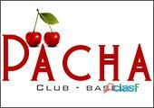Jobs / Plazas disponibles (Pacha Club / Suiza)
