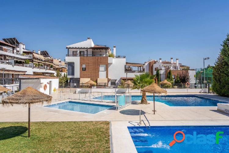 Apartamento a estrenar en urbanización terrazas del aire