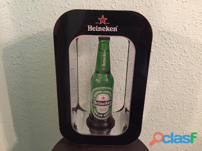Abridor de barra cerveza Heineken