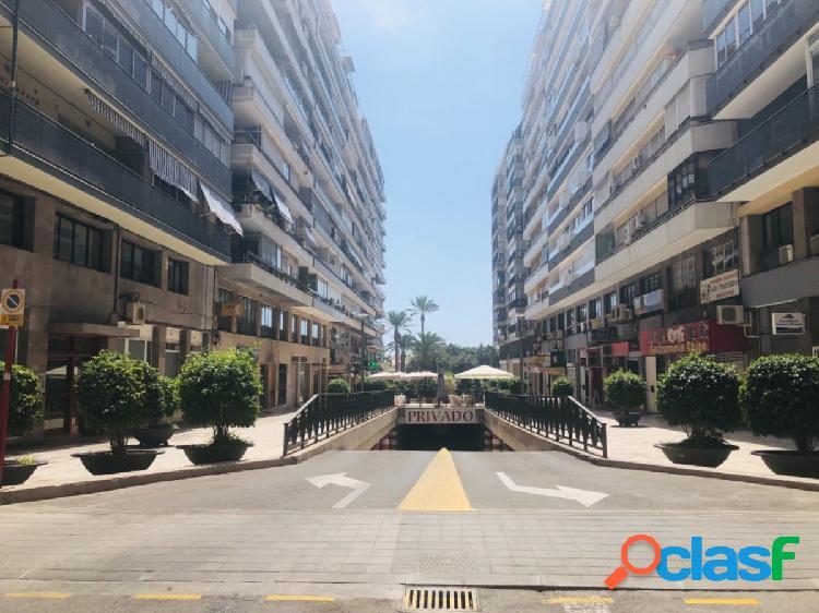 Altamar vende plaza de garaje en el centro de alicante - calle orense