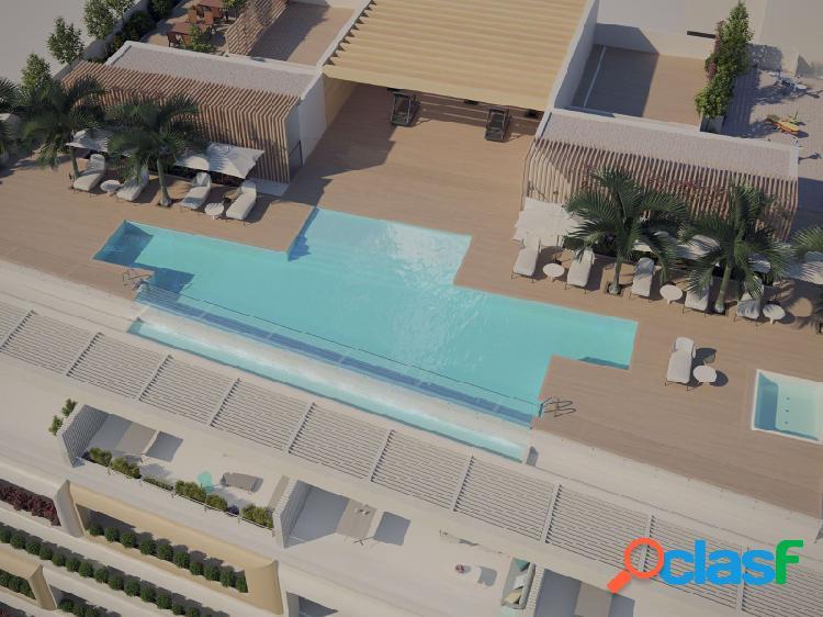 Apartamentos exclusivos de 3 habitaciones en pleno paseo marítimo de estepona.