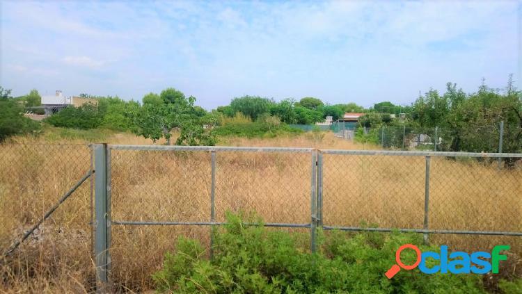 Amplio terreno urbano en venta