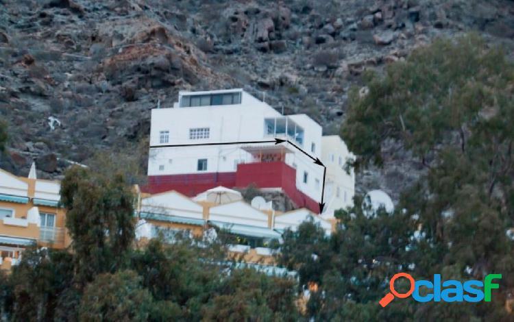 CASA (Planta baja con azotea) Playa de Mogán. Gran Canaria. Desde su terraza tenemos unas vistas inmejorables, tanto a 3