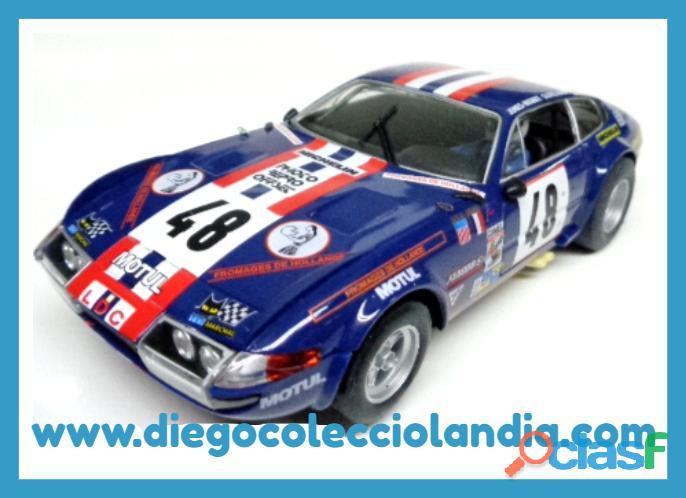 FLY CAR MODEL PARA SCALEXTRIC EN DIEGO COLECCIOLANDIA 1