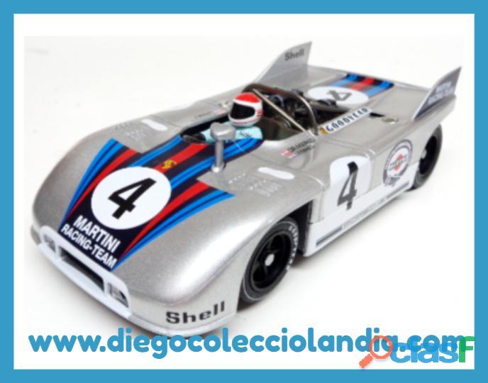 FLY CAR MODEL PARA SCALEXTRIC EN DIEGO COLECCIOLANDIA 2