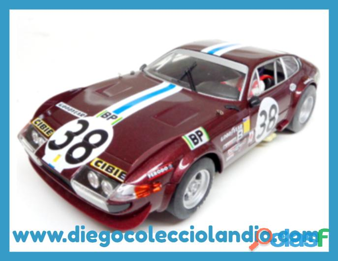 FLY CAR MODEL PARA SCALEXTRIC EN DIEGO COLECCIOLANDIA 3