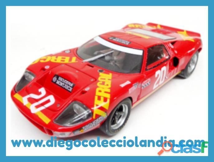 FLY CAR MODEL PARA SCALEXTRIC EN DIEGO COLECCIOLANDIA 9