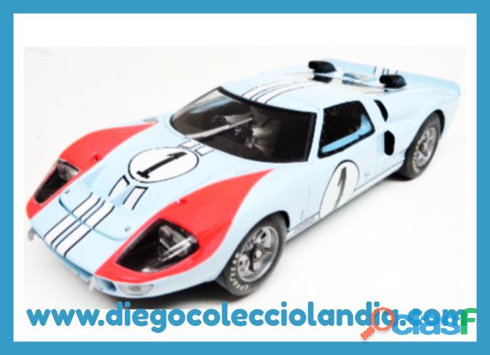 FLY CAR MODEL PARA SCALEXTRIC EN DIEGO COLECCIOLANDIA 10