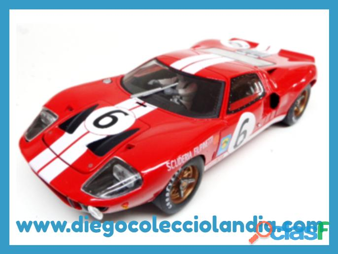 FLY CAR MODEL PARA SCALEXTRIC EN DIEGO COLECCIOLANDIA 12