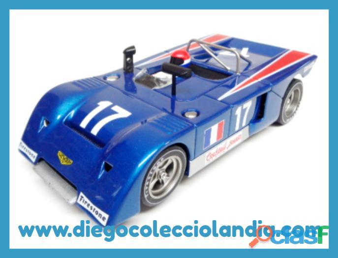 FLY CAR MODEL PARA SCALEXTRIC EN DIEGO COLECCIOLANDIA 13