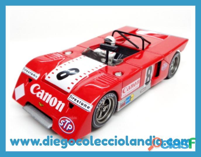 FLY CAR MODEL PARA SCALEXTRIC EN DIEGO COLECCIOLANDIA 15