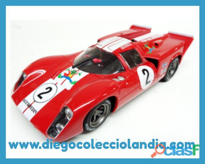 FLY CAR MODEL PARA SCALEXTRIC EN DIEGO COLECCIOLANDIA 17